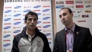 Post Match Interview: Iman Mobali (Iran)