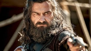 Black Sails: Ray Stevenson on Playing Blackbeard in Season 3 - NYCC 2015