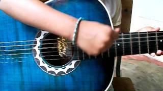 Adios chico de mi barrio (tormenta)  - en guitarra