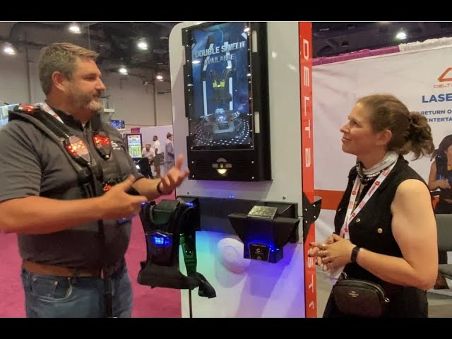 What's New in Laser Tag?