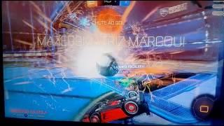 Rocket league: parou sem querer