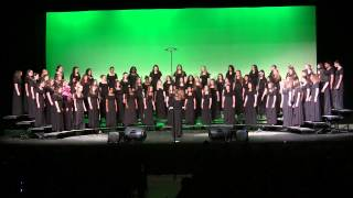 Spring Concert 2014: Chansons (Voice Dance)