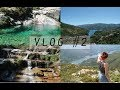 VLOG #2 - GETTING LOST? SEEKING WATERFALLS, GERÊS PORTUGAL