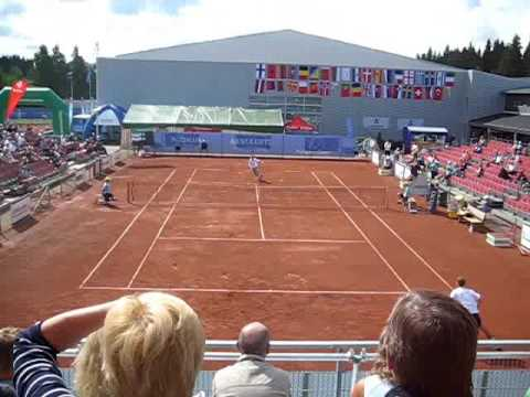 Henri Kontinen vs Florian Mayer 1.8.09