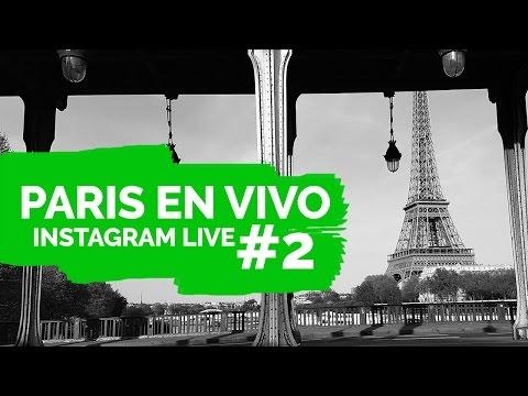 Que ver en Paris #InstagramLive - Puente Bir Hakeim