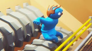 Video DON'T FALL INTO THE CRUSHER! (Gang Beasts) download MP3, 3GP, MP4, WEBM, AVI, FLV November 2017
