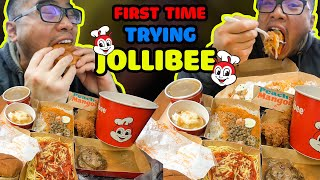 JOLLIBEE My first time Real Experience
