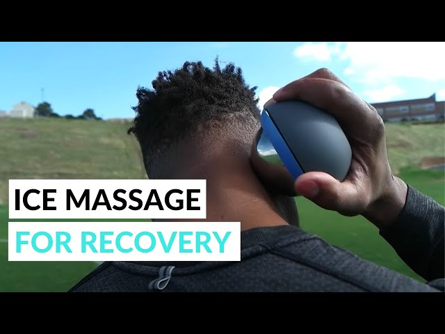 Recoup Cryosphere Cold Massage Roller Benefits