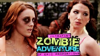 #Ultrafast Clearasil Zombie Adventure Of Epic Proportions PART 1