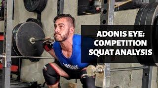 Adonis Eye: Comp Squat Analysis