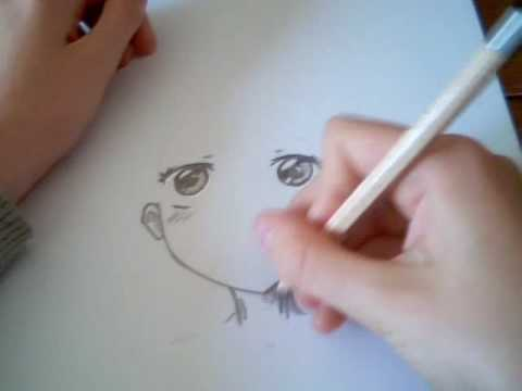 How to draw anime person youtube how to draw anime person ccuart Images