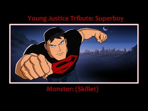 Young Justice Tribute: Superboy Feels Like A Monster