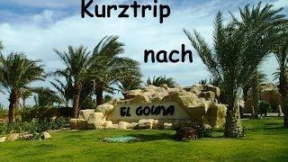 Holiday Reporter auf Kurztrip durch El Gouna / Rotes Meer / Ägypten