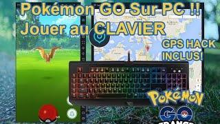 POKEMON GO SUR PC AU CLAVIER AVEC NOX + RECAPITULATIF DES HACKS QUI SONT SUR LA CHAINE