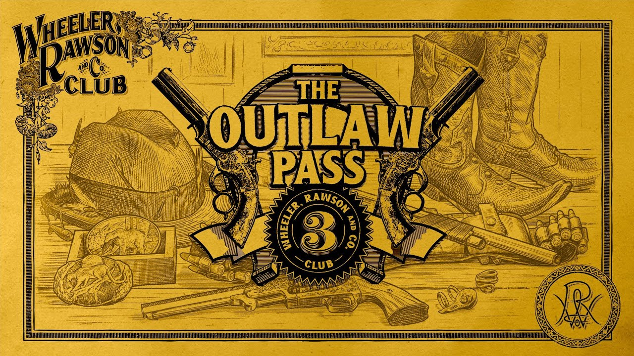Red Dead Online: The Outlaw Pass No. 3