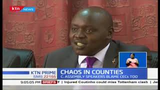 Chaos in counties: MPs committee summons Nyandarua Governor Francis Kimemia