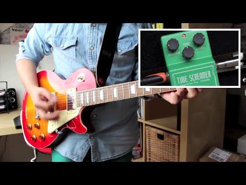 Ibanez tube screamer serial number hookup