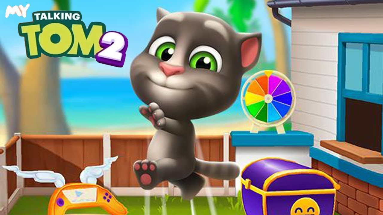 My talking Tom 2 for Android - Download APK free