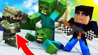 Рядовой, держись! [ЧАСТЬ 36] Зомби апокалипсис в майнкрафт! - (Minecraft - Сериал)