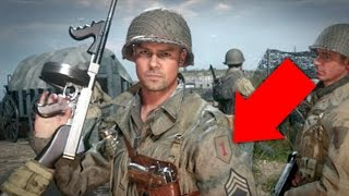 HUGE LEAK! Activision Accidentally Shows Official COD WWII Images!