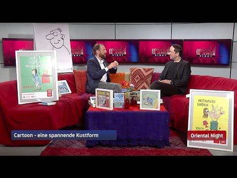 Stefan Wirkus über Cartoons, Elbtalk, AIDS, Zeichnen und Döner