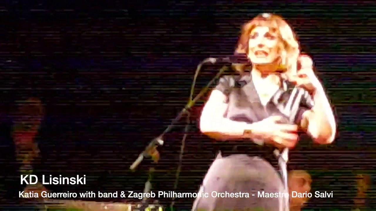 Katia Guerreiro Fado Band & Zagreb Philharmonic Orchestra - Dario Salvi - K.D. Lisinski - Concert