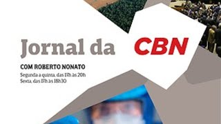 Jornal da CBN 2°edição - 03/08/2020