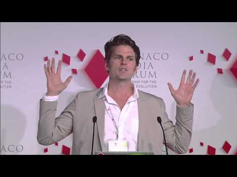 Monaco Media Forum 2012: Keynote - Energy, Not Edifice