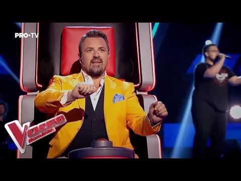 Daniel Tudor - The Real Slim Shady | Auditiile Pe Nevazute | Vocea Romaniei 2019