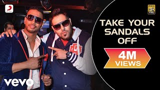 Girik Aman - Take Your Sandals Off Video | Badshah