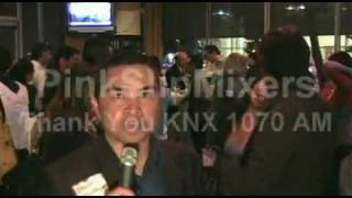 CBS KNX 1070 AM Hero of the Week Edwin Duterte | Pink Slip Mixers