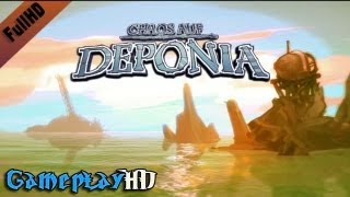 Chaos on Deponia Gameplay (PC HD)