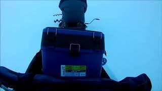 Рыбалка зимой За судаком 30 12 2020г на Обском водохранилище