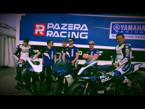 Pazera Racing 2017 season preview promo