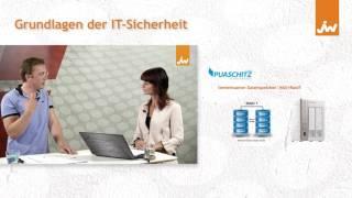 Aufzeichnung Webinar: Grundlagen der IT-Sicherheit - Teil 1