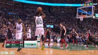 Jonathan Gibson Celtics DEBUT Highlights vs Chicago Bulls (9 pts, 2 ast)