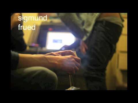 Sigmund Frued - Rock and Shock