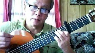 Diễm Xưa (Trịnh Công Sơn) - Guitar Cover by Hoàng Bảo Tuấn