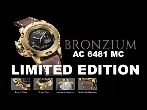 AC 6481 MC LIMITED EDITION REVIEW - GALERY JAM TANGAN