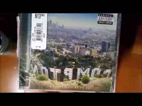 Dr. Dre - Compton Soundtrack Unboxing
