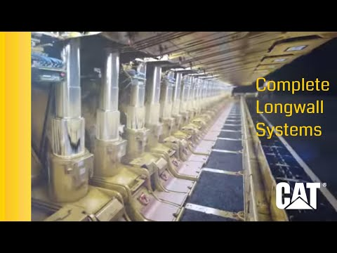 Complete Cat® Longwall Systems