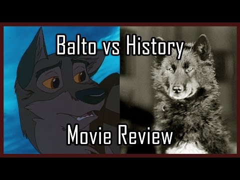 Balto vs History (Movie Review)