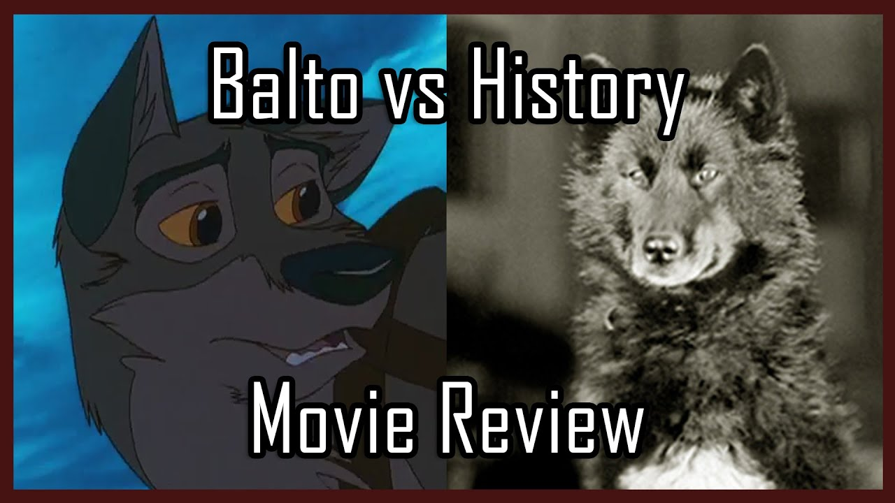 balto vs history movie review youtube