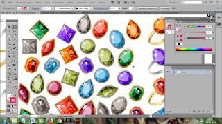Видео-урок по заявке от подписчика: рисуем алмазы-бриллианты