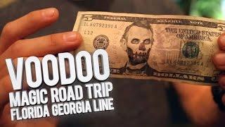 White boy VooDoo Magic - Magic Road Trip