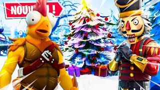 EVERYTHING CONFIRME ON FORTNITE ... (C SKIN SECRET AND SNOW CONFIRMED)
