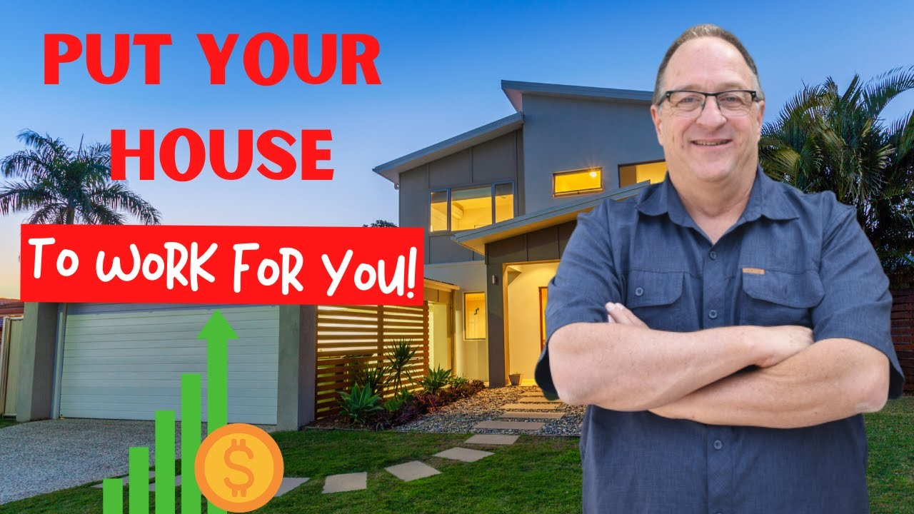 how to take equity from your home