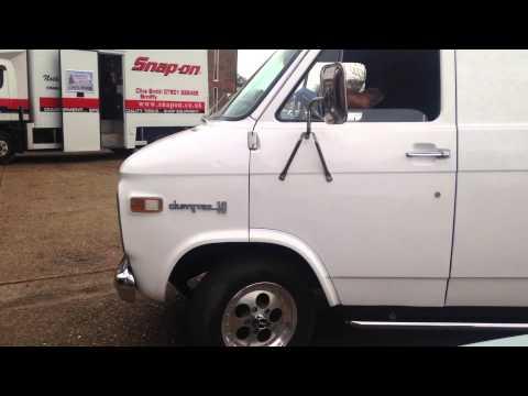 Chevrolet G10 Hot Rod