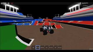 Lucas Oil Crusader Freestyle ROBLOX Monster Jam World Finals XX