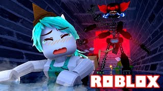 ESCAPE THE BEAST IN HALLOWEN!! 🎃 Roblox Flee the Facility English